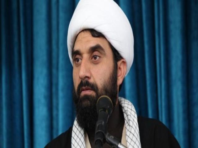 حجه الاسلام حسین عرب