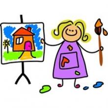 مسابقه ی نقاشی تابستانه شهر آیسک